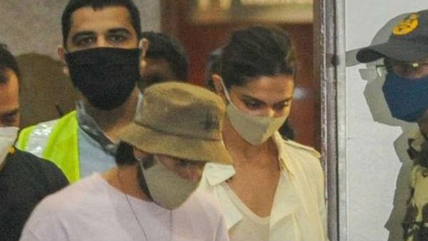 દીપિકા-રણવીર મુંબઈ પહોંચ્યા, શનિવારે NCB સામે થશે હાજર