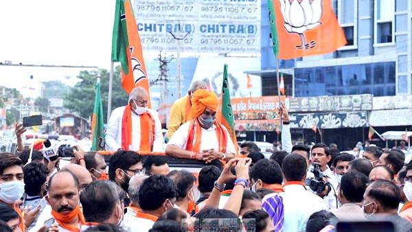 ગુજરાતઃ 22 ધારાસભ્યો બાદ હવે 6 સાંસદ પણ કોરોનાગ્રસ્ત, ભાજપે હવે બધા કાર્યક્રમ કર્યા રદ