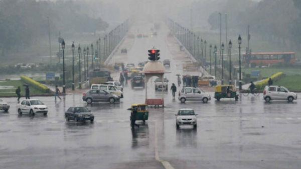 આજે દિલ્હી સહિત આ રાજ્યોમાં વરસાદની આગાહી, IMDએ અલર્ટ જાહેર કર્યું