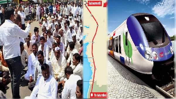ભારતની પ્રથમ બુલેટ ટ્રેન માટે થયુ 63% ભૂમિ અધિગ્રહણ, જાણો ક્યારે દોડશે પાટા પર?