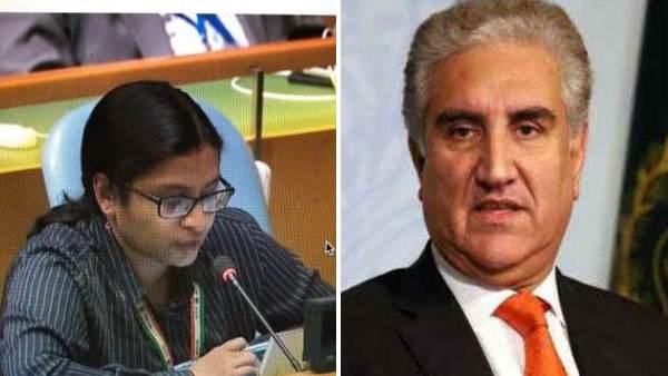 UNમાં ભારતે પાકિસ્તાનની કરી બોલતી બંધ, જમ્મુ કાશ્મીરનો મુદ્દો ઉઠાવતા આપ્યો જડબાતોડ જવાબ