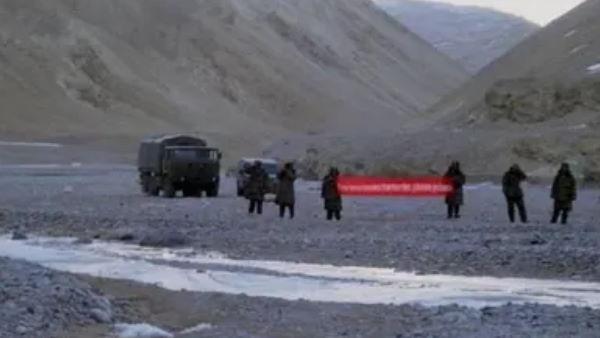 ચીનનો દાવો, ભારતીય સૈનિકોએ પૈંગોન્ગ સરોવર પાસે વૉર્નિંગ શૉટ્સ ફાયર કર્યા