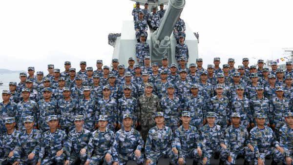 દુનિયામાં સૌથી મજબૂત છે ચીનની નેવી, અમેરિકાના રિપોર્ટમાં ખુલાસો
