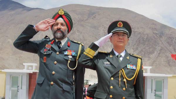 ભારત-ચીન વચ્ચે આજે છઠ્ઠી કોર કમાંડર સ્તરની વાતચીત, વિદેશ મંત્રાલયના મોટા અધિકારી થશે શામેલ