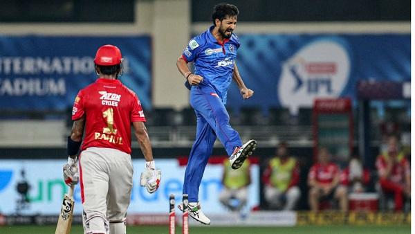 IPL 2020: પંજાબ જીતેલી મેચ હારી ગયું, સુપર ઓવરમાં દિલ્હીની જીત