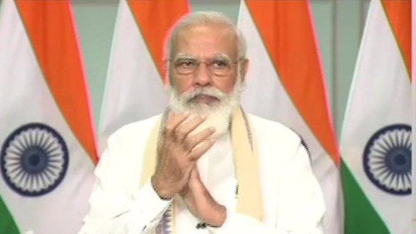 PM મોદીએ કોસી રેલ મેગા બ્રિજનું કર્યું લોકાર્પણ, બીજી યોજનાઓનું પણ કર્યું ઉદઘાટણ
