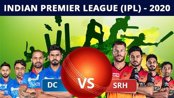 SRH vs DC: જાણો બન્ને ટીમોની પ્લેઇંગ ઇલેવન