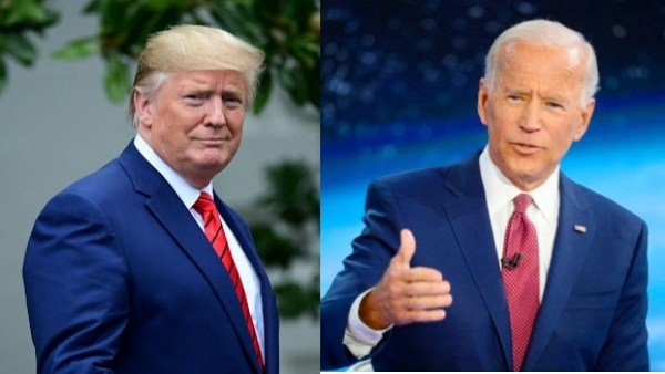 US Election 2020: ડોનાલ્ડ ટ્રમ્પે બિડેન પર ડ્રગ્સ લેતા હોવાનો આરોપ લગાવ્યો