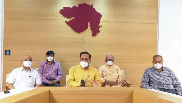 CM વિજય રૂપાણીએ હેરિટેજ ટુરિઝમ પૉલિસી 2020-25ની કરી ઘોષણા, 45 લાખથી લઈને સબસિડી સુધીનો લાભ