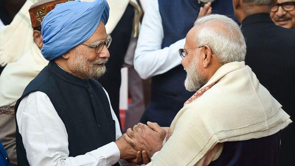 PM મોદીએ મનમોહન સિંહને જન્મદિવસની આપી શુભકામના