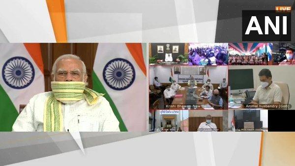 PM મોદીએ લૉન્ચ કરી 'પ્રધાનમંત્રી મત્સ્ય સંપદા યોજના', પેદા થશે 55 લાખ નોકરીઓ