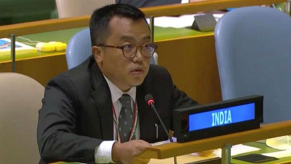 કોણ છે UNGAમાં પાક PM ઈમરાન ખાનના ભાષણને છોડી જનાર ભારતીય ઑફિસર મિજિતો વિનીતો