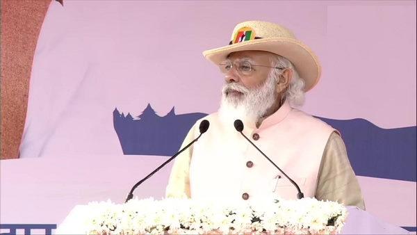 સ્ટેચ્યુ ઑફ યુનિટીથી PM મોદીઃ કોરોનાથી મોટા દેશો હારી ગયા, ભારતીયોની એકતાએ સામનો કર્યો