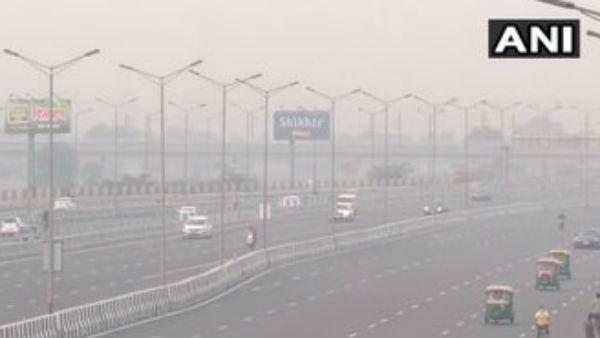 દિલ્લી આજે પણ પ્રદૂષણથી ત્રસ્ત, 4 એરિયામાં AQI પહોંચ્યો 300ને પાર