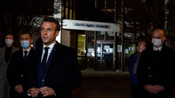 France: ઈસ્લામિક આતંકવાદ પર પ્રેસિડેન્ટ મૈંક્રોની ચેતવણી, કહ્યું કે..