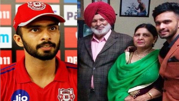 ક્રિકેટર મંદિપ સિંહના પિતાનું નિધન, પાછલા એક મહિનાથી બીમાર હતા