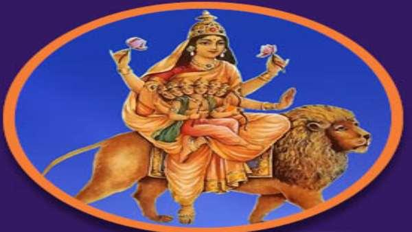 Navratri 2020: નવદૂર્ગાનુ પાંચમુ સ્વરૂપ 'સ્કંદમાતા'