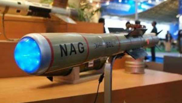 NAAG MISSILE
