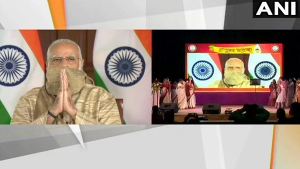 દુર્ગાપૂજા મહોત્સવમાં ભારતની એકતા અને શક્તિ બતાવવામાં આવી છે- પીએમ મોદી