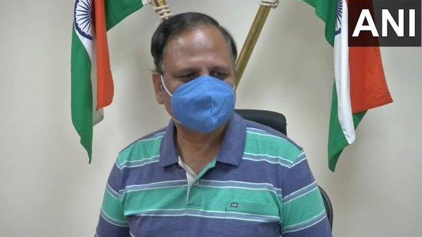 દિલ્હીમાં વધશે કોરોનાના મામલા, લોકો નથી પહેરી રહ્યા માસ્ક: સત્યેન્દ્ર જૈન