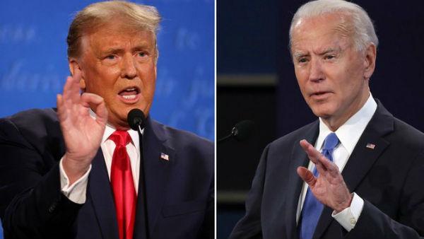 US Presidential Debate 2020: શિયાળામાં કોરોનાથી લોકોના જીવ બચાવવાનો પ્લાન ટ્રમ્પ પાસે નથી