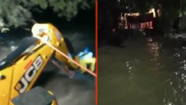 તેલંગાના બાદ મહારાષ્ટ્રમાં વરસાદનો કહેર, 40 લોકોને કરાયા રેસ્ક્યુ, રેડ એલર્ટ જારી