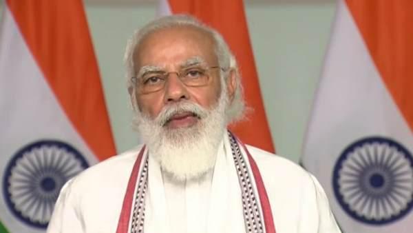 બિહારમાં NDAની જીત પર PM મોદીનુ ટ્વિટ, કહ્યુ 'લોકતંત્ર એકવાર ફરીથી વિજયી'
