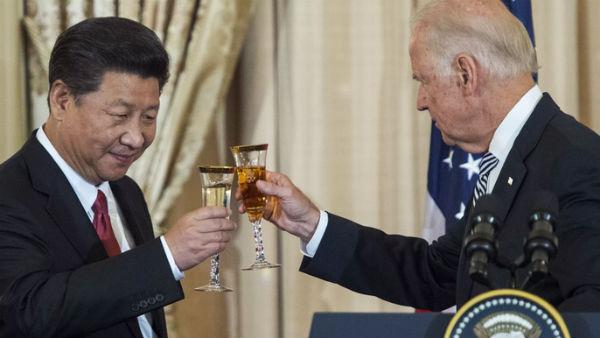આખરે ચીનના પ્રેસિડેન્ટ શી જિનપિંગે જો બિડેનને શુભકામના પાઠવી