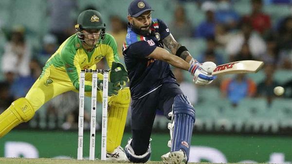 આંતરરાષ્ટ્રીય ક્રિકેટમાં કોહલીના નામે વધુ એક રેકોર્ડ નોંધાયો