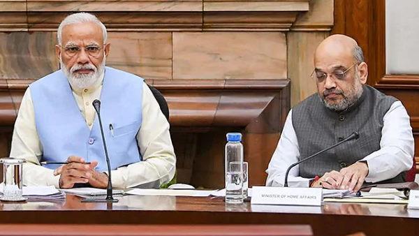 PM સાથેની મીટિંગમાં અમિત શાહે મુખ્યમંત્રીઓને આપ્યા નિર્દેશ, આ 3 પોઈન્ટથી કંટ્રોલ થશે કોરોના
