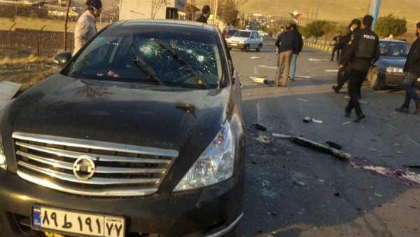 ઇરાનના ટોપ ન્યુક્લિયર વૈજ્ઞાનિકની આતંકવાદીઓએ કરી હત્યા