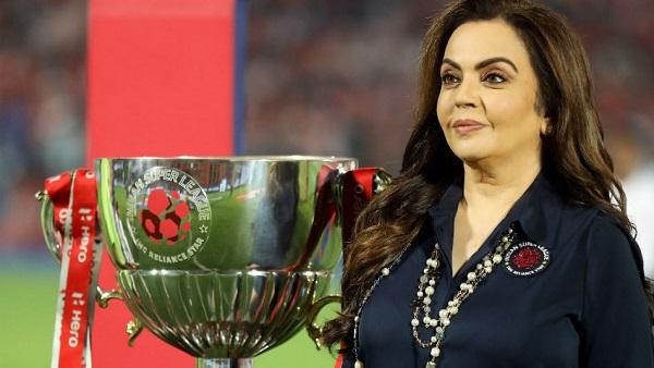 ISL 2020: નીતા અંબાણીએ દેશમાં આઈએસએલની વાપસીનું સ્વાગત કર્યું