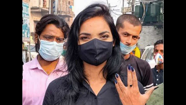 Bihar Election result 2020: Plurals પાર્ટીની પુષ્પમ પ્રિયાના હાલ