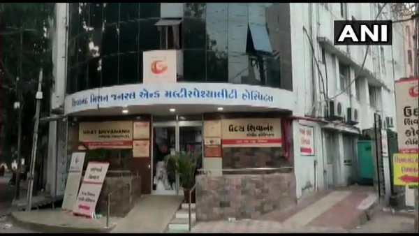 રાજકોટ આગઃ CM રૂપાણીએ વ્યક્ત કર્યુ દુઃખ, મૃતકના પરિવારને 4 લાખની સહાયની જાહેરાત