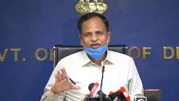 વેક્સિન આવતાની સાથે જ 3-4 અઠવાડીયામાં દિલ્હીના લોકોને અપાશે: સત્યેન્દ્ર જૈન