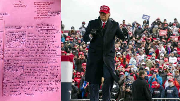 US Election 2020: પંડિત બોલ્યા- ફરીથી રાષ્ટ્રપતિ બનશે ટ્રંપ, જીત પછી આવશે ટ્વીસ્ટ