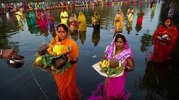 Chhath Puja 2020: છઠ પૂજા પર યુપી સરકારે જારી કરી એડવાઈઝરી