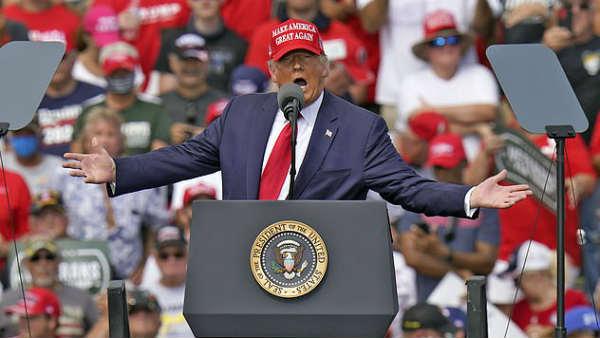 US Election 2020: શું મતગણતરી પૂરી થતા પહેલા જ ટ્રમ્પ કરી દેશે પોતાની જીતનુ એલાન?