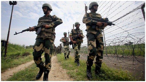 જમ્મુ કાશ્મીરમાં સીમા પાસે BSFના જવાનોને મળી સુરંગ