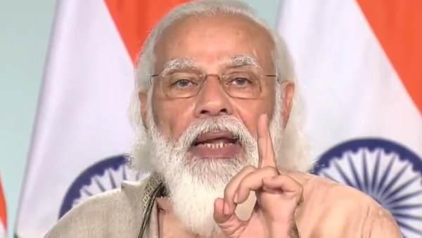 FICCI: ભારતે જે રીતે સ્થિતિને સંભાળી તેનાથી આખી દુનિયા ચકિત છેઃ પીએમ મોદી
