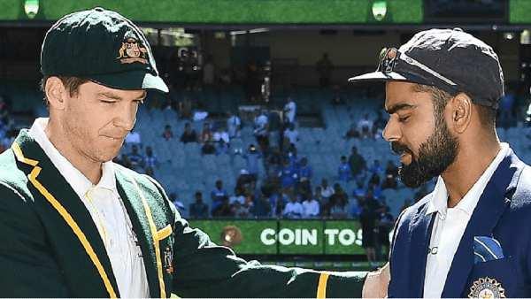 IND vs AUS 1st Test: ભારતે ટૉસ જીતીને બેટિંગનો નિર્ણય લીધો