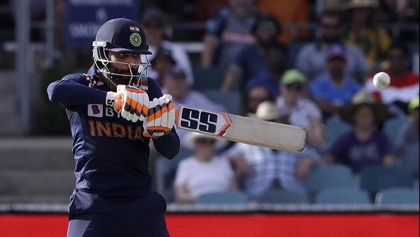 INDvsAUS T20: રવિન્દ્ર જાડેજાની તોફાની પારી, ભારતે ઓસ્ટ્રેલિયાને આપ્યું 162 રનનું લક્ષ્ય