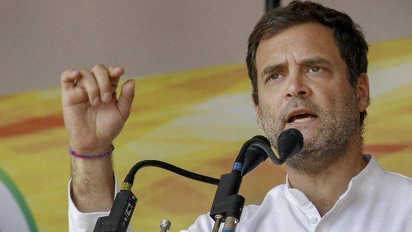 રાહુલ ગાંધીએ શેર કર્યો PM મોદીના ભાષણનો વીડિયો, કહ્યુ - આ જૂઠ, લૂટ અને સૂટ-બૂટની સરકાર