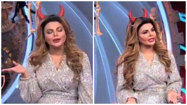 Bigg Boss 14ના ઘરમાં આવતા જ રાખી સાવંતે મચાવી ધમાલ, સલમાન ખાન સાથે Video Viral
