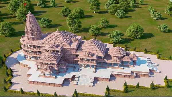 Ram Mandir Ayodhya: રામ મંદિરના નિર્માણમાં 1100 કરોડનો ખર્ચ