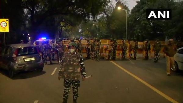 દિલ્હીમાં દૂતાવાસ બહારના બ્લાસ્ટને ઈઝરાયલે આતંકી હુમલો ગણાવ્યો