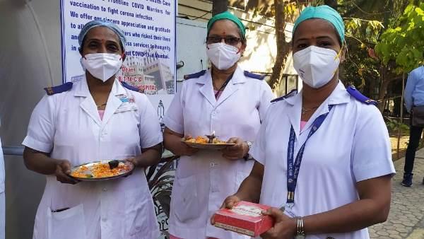 ગુજરાતમાં 161 કેન્દ્રો પર આરોગ્ય કર્મચારીઓને આપવામાં આવશે કોરોના વેક્સીન