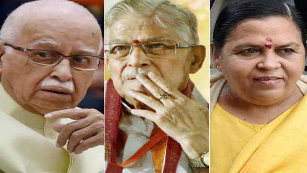 બાબરીઃ અડવાણી, ઉમા ભારતી સહિત અન્યની મુક્તિ સામે આજે સુનાવણી