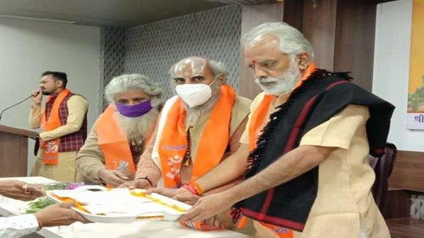 રામ મંદિર માટે ગુજરાતના ખેડૂતોએ આપ્યુ લાખોનુ દાન, આખા ગામે વરસાવ્યુ ધન