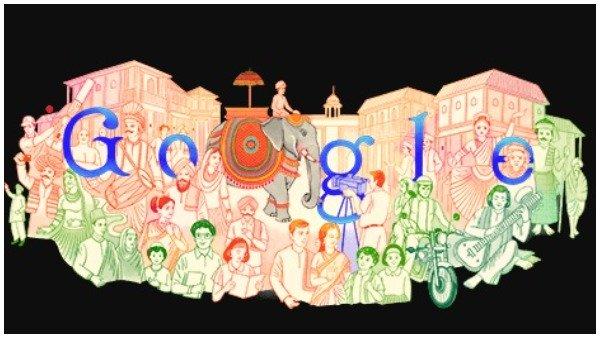 Google એ 72માં ગણતંત્ર દિવસ પર ખાસ અંદાજમાં બનાવ્યુ Doodle, આ રીતે દર્શાવી ભારતની ઝલક